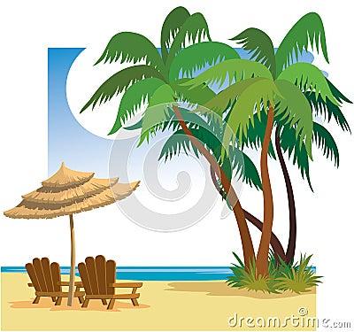 Free Summer Beach Stock Photo - 5318560