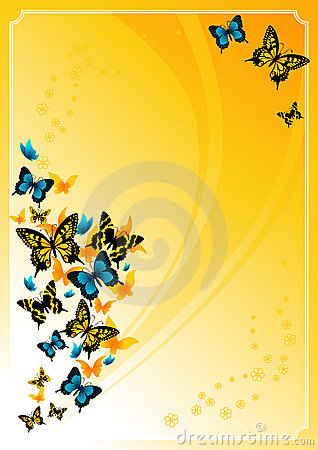 Summer_butterfly_frame