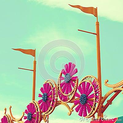 Free Summer Carnival Royalty Free Stock Photos - 42476268