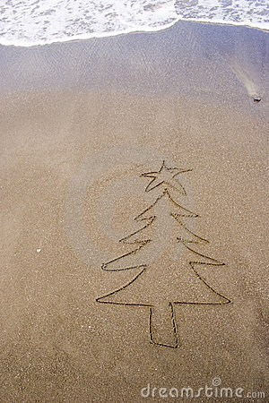 Free Summer Christmas 01 Royalty Free Stock Photo - 1551205