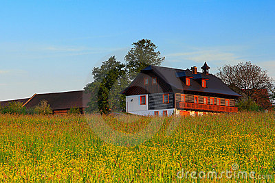 Summer country house