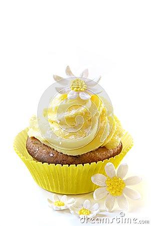 Summer cupcake