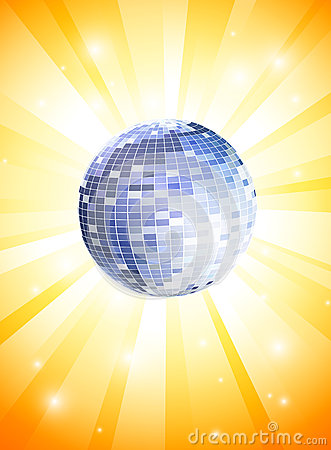Summer Disco Theme