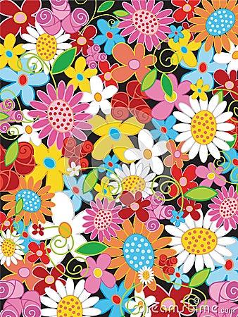 Summer flower power