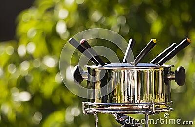Summer  fondue II