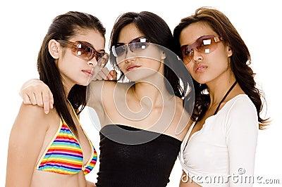 Summer Girls #1