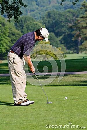 Summer Golfer