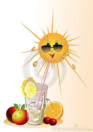 Summer, a heat