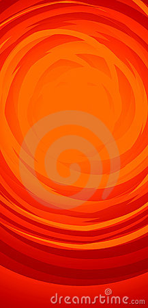 Summer Heat: Abstract background