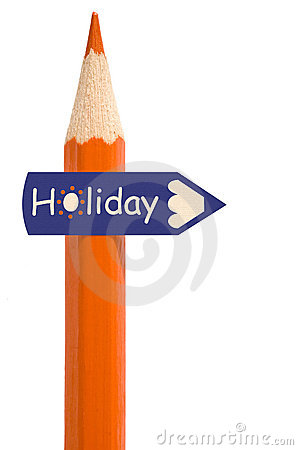 Summer holiday for schools