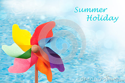 Summer Holiday Windmill