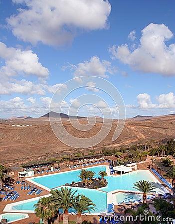 Summer holidays on Lanzarote