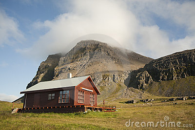 Summer house in North west Iceland