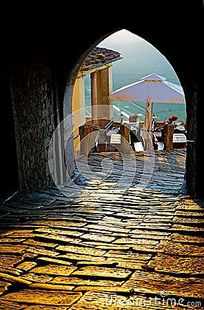 Free Summer In Motovun Stock Image - 74551961
