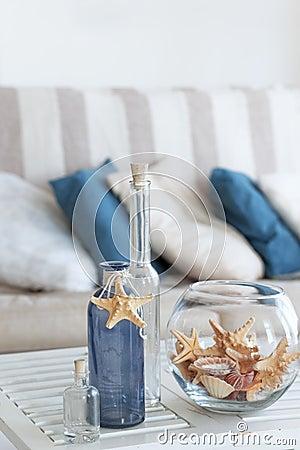 Free Summer Interior Decor Royalty Free Stock Photography - 37777987