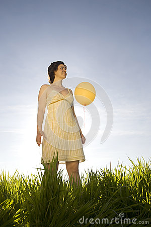 Summer Joy Stock Photo - Image: 27898640
