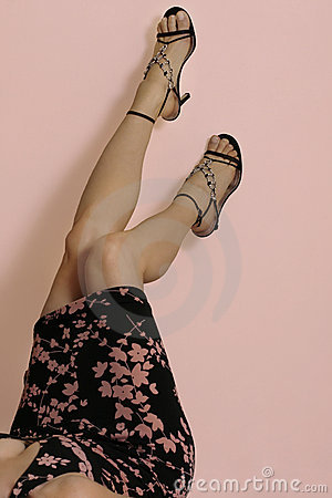 Free Summer Legs Stock Image - 30951