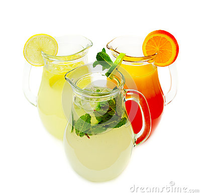 Summer Lemonade drink