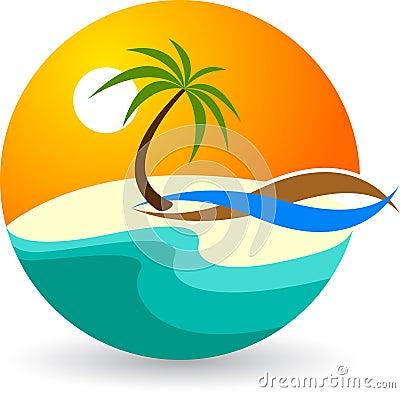 Free Summer Logo Royalty Free Stock Photography - 20134027