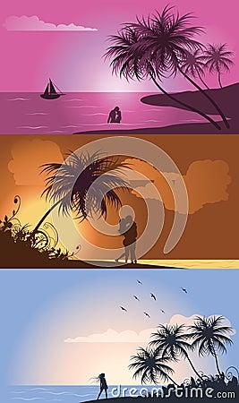 Summer Love Backgrounds