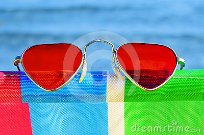 Summer Love On The Beach Stock Images - Image: 24385514