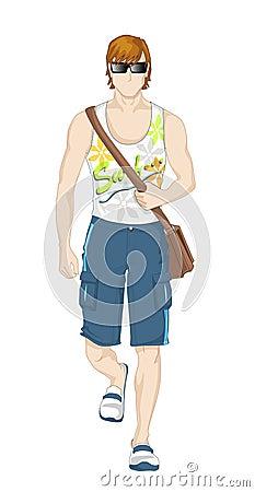 Summer man