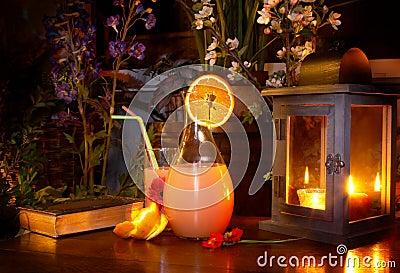 Summer night drink