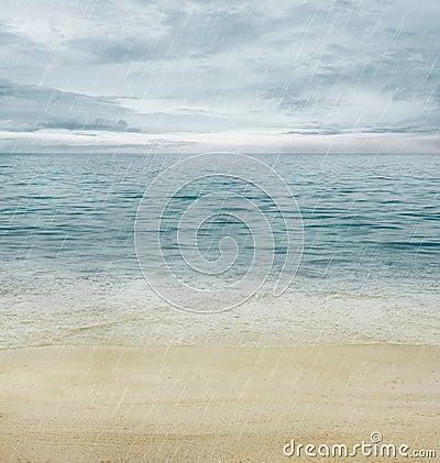 Summer ocean