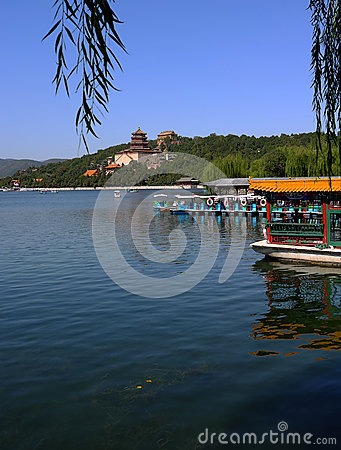 Summer Palace Editorial Photo