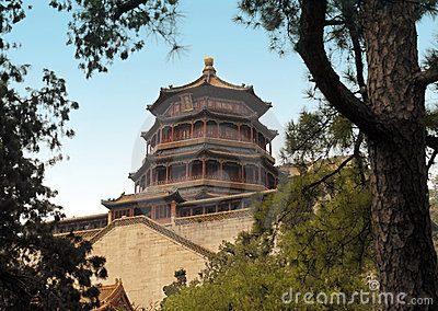 The Summer Palace in Beijing - China