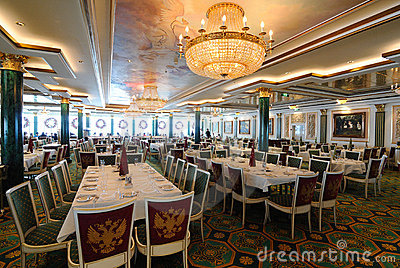 Summer Palace Dining Hall Editorial Photo