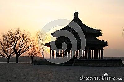 Summer Palace - Kuoru Pavilion