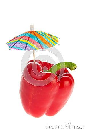 Summer paprika