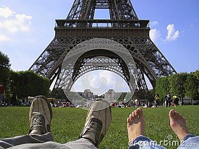 Summer in Paris - Final destination
