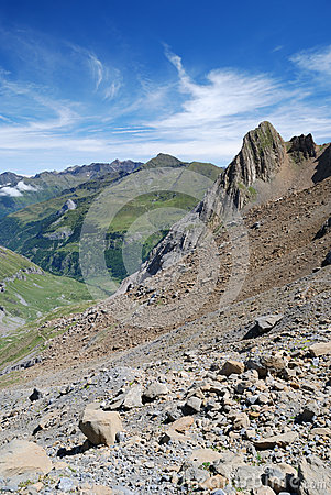 Summer Pyrenees