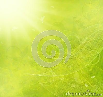 Summer raster background