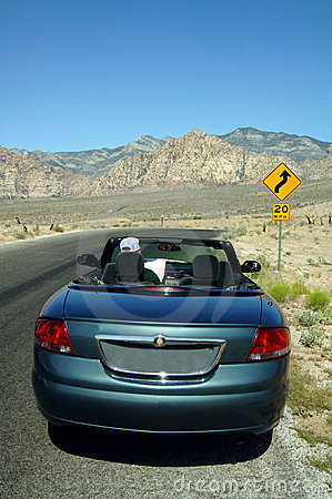 Summer Road Trip Royalty Free Stock Photos - Image: 2475498