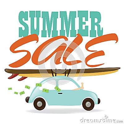 Free Summer Sale Stock Photos - 9372363
