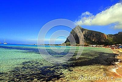 Summer, San Vito lo Capo beach - Sicily