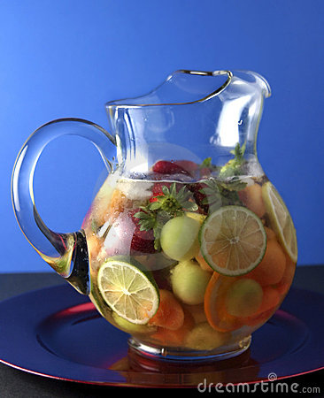 Free Summer Sangria Stock Photos - 780463