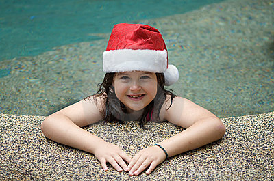 Summer Santa Christmas