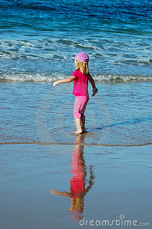Free Summer Scene Royalty Free Stock Image - 3283616