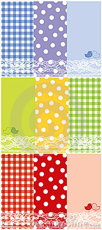 Free Summer Scrapbook Panels And Bird Royalty Free Stock Photos - 4527788