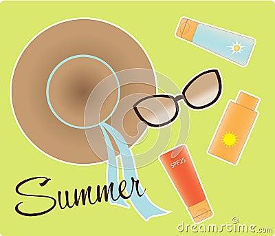 Summer still life