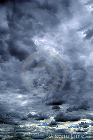 Free Summer Storm Clouds Stock Photos - 5410653