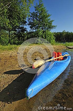 Summer Swedish sport equipment