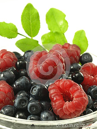 Summer sweet fruits