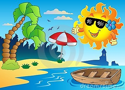 Summer theme image 4