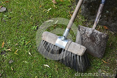 Summer time gardening