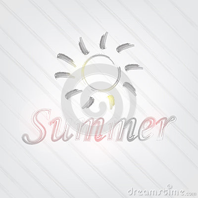 Summer Typography